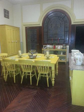 Hotel Palacio Ca Sa Galesa: Sala del té y galletas