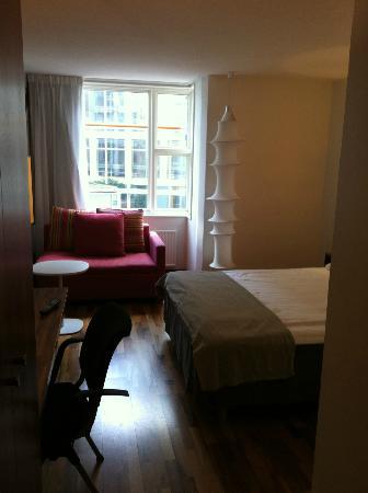 Scandic Crown: Room 330
