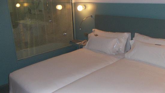 Hotel Hiberus: oda 3