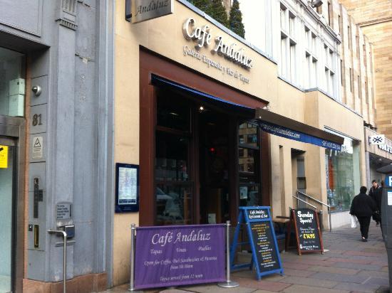 Restaurants George Street Edinburgh Tripadvisor