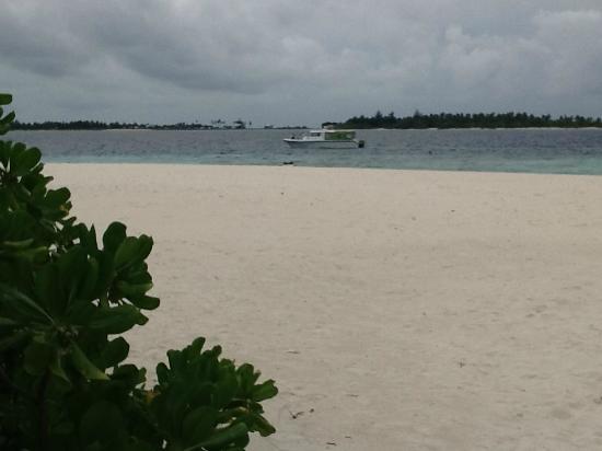 Six Senses Laamu: Strand und Meer