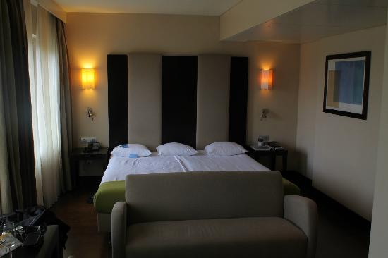 NH Amsterdam Centre: Good bed !