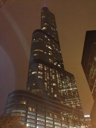 Trump International Hotel & Tower Chicago: trump tower