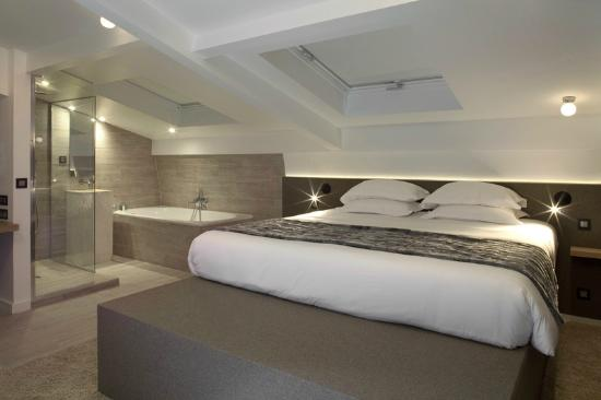 Hotel Georgette : Chambre Deluxe