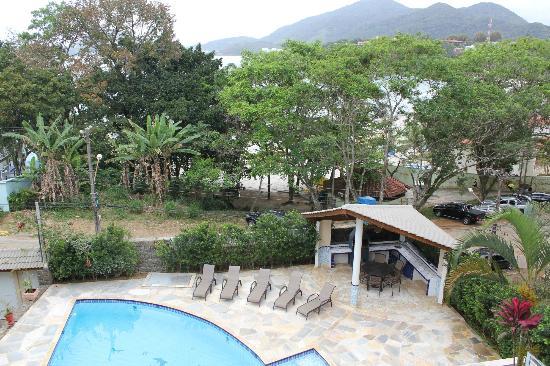 Villa Tenorio: Quiosque da Praia