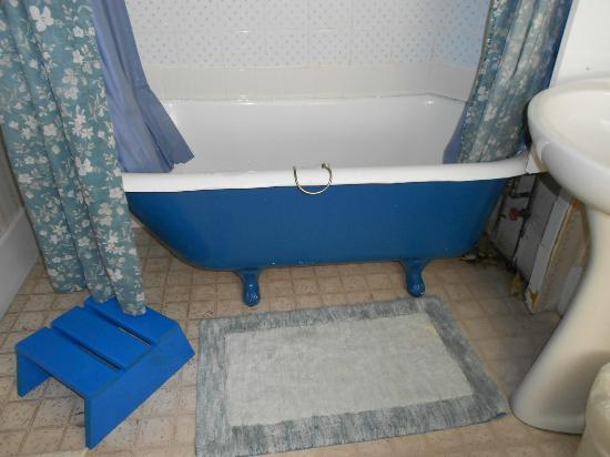 Simmons Homestead Inn: Great tub!
