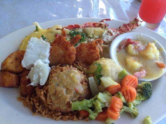 Victor S New Hideout St Thomas Restaurant Reviews