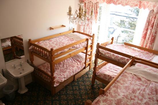 LLandudno Hostel: 8 bed Dorm