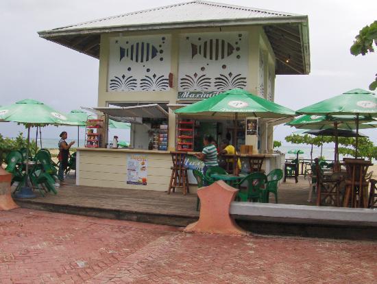 ClubHotel Riu Merengue: Bar centre-ville