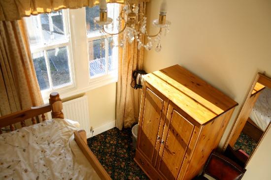 LLandudno Hostel: Twin bunk