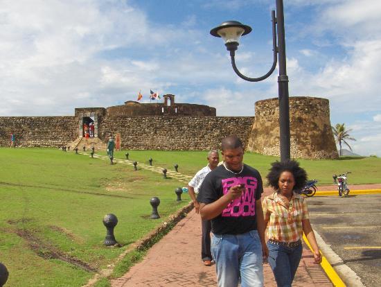ClubHotel Riu Merengue: Fort de San Felipe