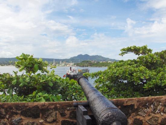 ClubHotel Riu Merengue: Vu intérieur de fort de San Felipe