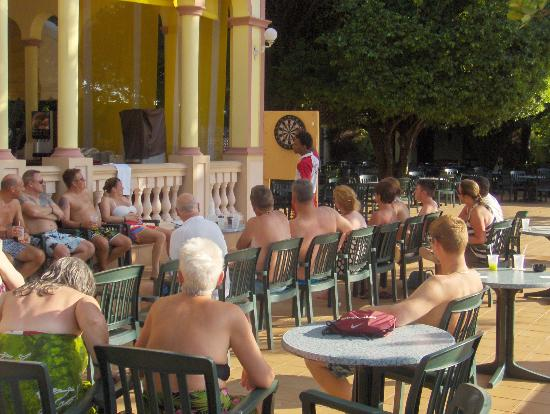 ClubHotel Riu Merengue : Animation