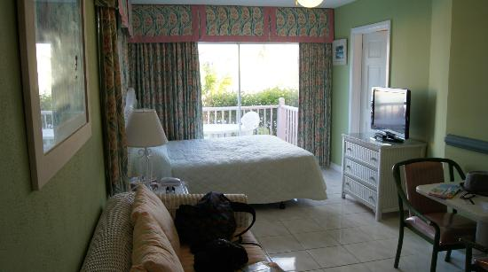 Sandyport Beach Resort: Room