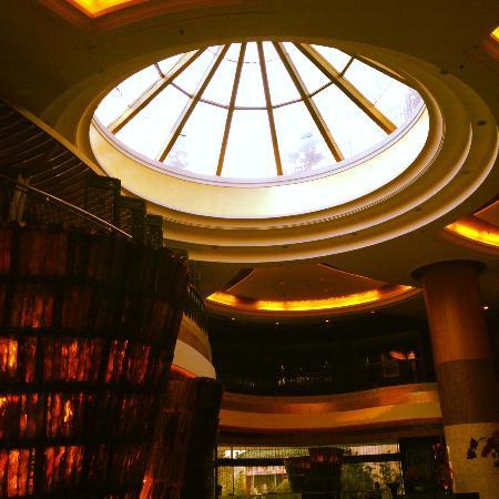 Swissotel Beijing Hong Kong Macau Center: hotel lobby