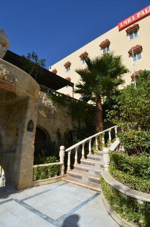Amra Palace Hotel: hôtel