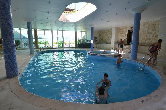 Amra Palace Hotel: piscine