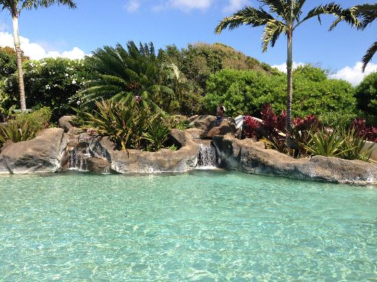 Kiahuna Plantation Resort: The Pool