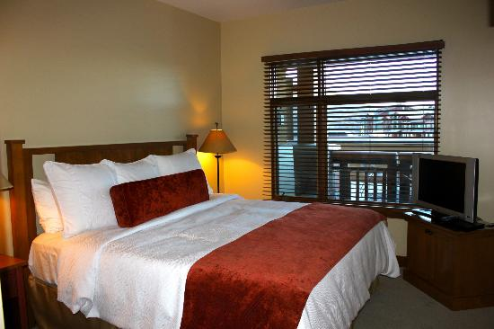 Sundial Lodge at Canyons Village: Bedroom