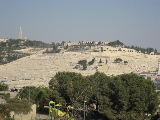 Izrael: Jerusalem - Mt. of Olives
