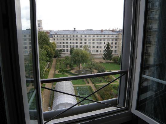 Hotel Observatoire Luxembourg: Vue de chambre