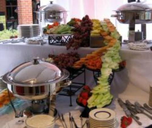 Conference Center at Shippensburg University: Catering Display