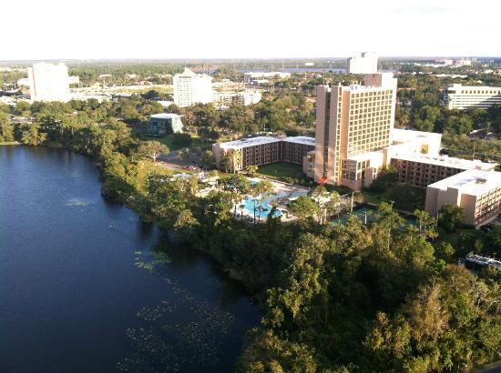 Hilton Orlando Buena Vista Palace Disney Springs: 26th Floor