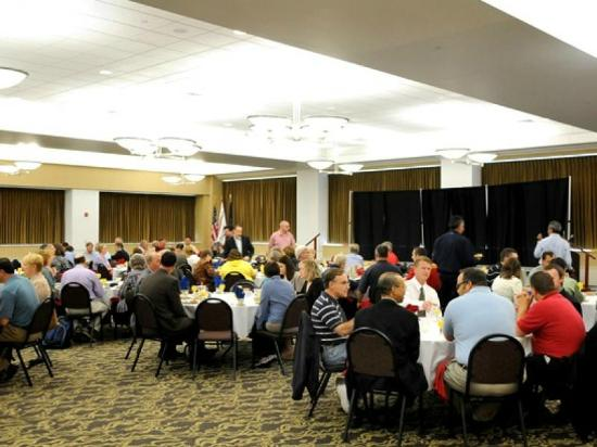 Conference Center at Shippensburg University: Tuscorora Room Banquet