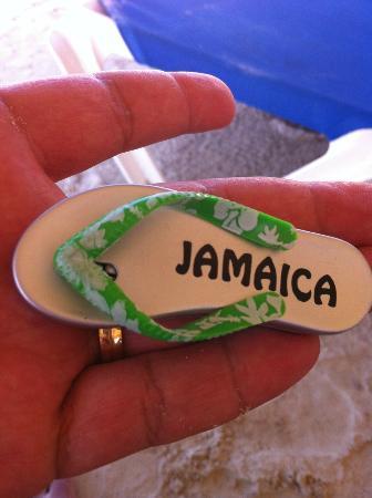 Sandals Montego Bay: Isqueiro