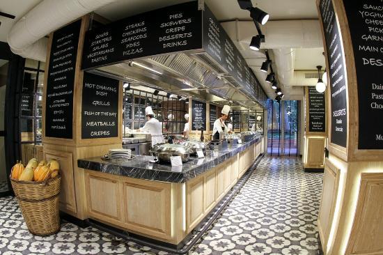 Elegance Hotels International, Marmaris : Restaurant