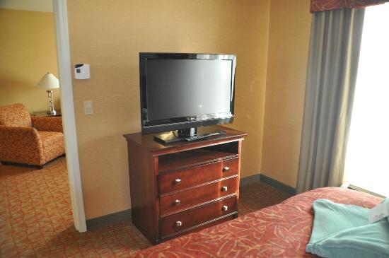 Homewood Suites by Hilton Rock Springs: TV In Suite
