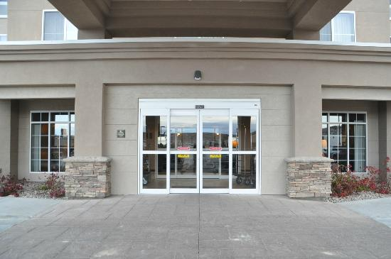 Homewood Suites by Hilton Rock Springs: Entrance
