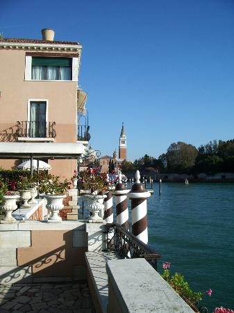 Belmond Hotel Cipriani: Hotel's own pier