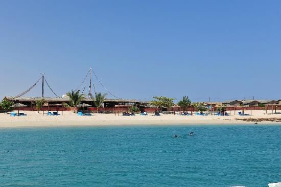 Al Hadd, Omán: Beach View