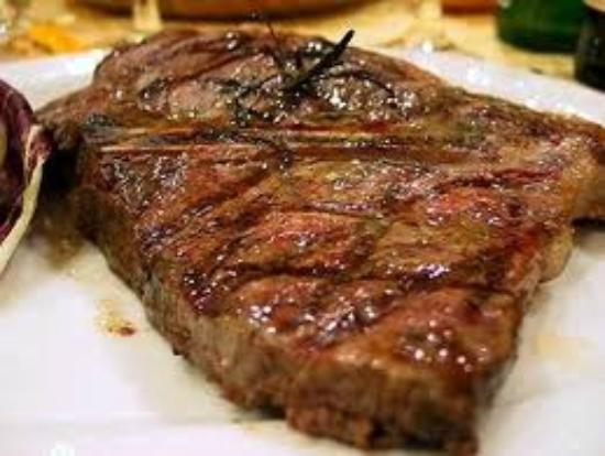 La Regina: bistecca