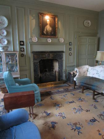 Ballinderry Park: The Drawing Room