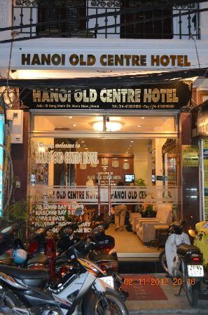 هانوي أولد سنتر هوتل: Hanoi Old Centre Hotel 