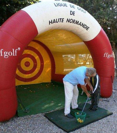 journée des associations, découverte du golf