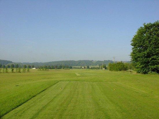 Golf De Gaillon: départ trou N° 6 PAR 5