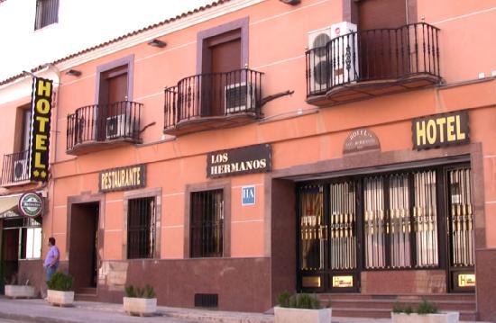 Hotel Apartamento Los Hermanos: fachada
