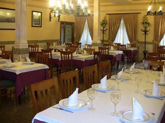 Hotel Apartamento Los Hermanos: restaurante del hotel