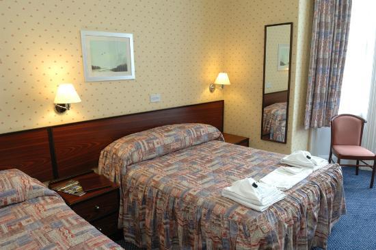 Cumberland Hotel: Double Room