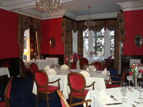 Ledgowan Lodge Hotel: Restaurant