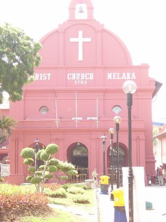 MM Adventure Travel and Discovery : Christ Church Melaka