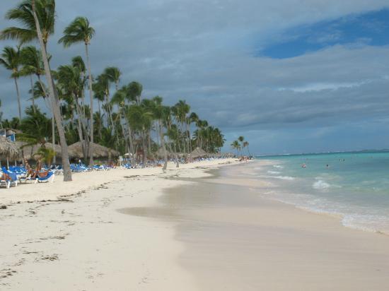 دريمز بالم بيتش بونتا كانا - لاكشري شامل جميع الخدمات: beach