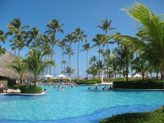 Dreams Palm Beach Punta Cana: pool