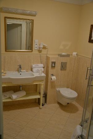 Garden Boutique Hotel : Standard bathroom/Standardowa Lazienka