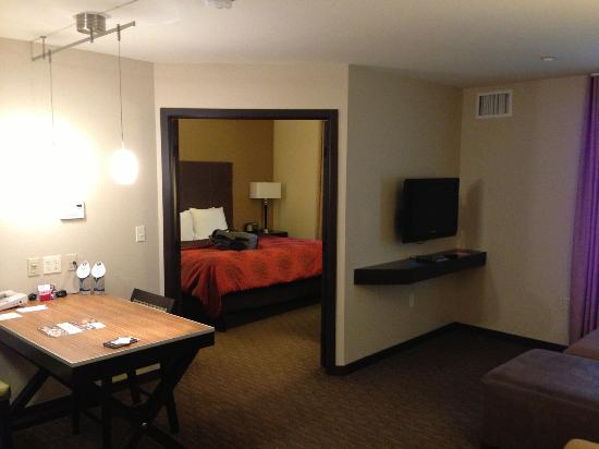 Hyatt House Seattle/Bellevue: Room
