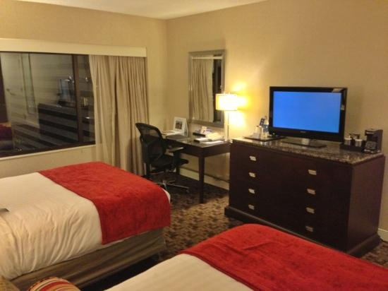 Hyatt Regency Lexington: Double Room