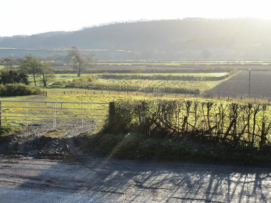 Meifod, UK: Morning in November